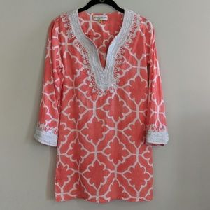 Roberta Roller Rabbit For Piperlime Tunic Size S